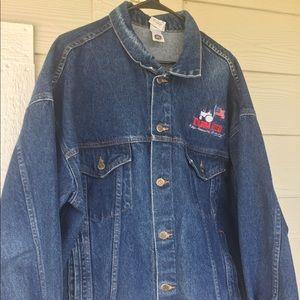 Farm Aid Vintage jean jacket